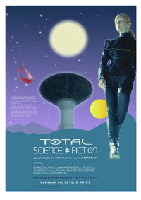 Total Science Fiction poster